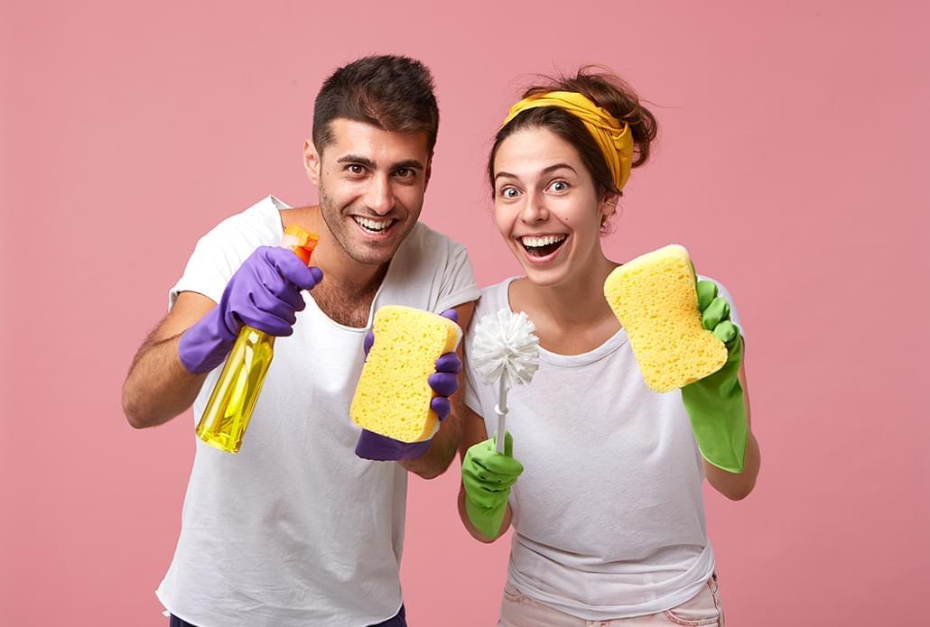 Aide ménager-social