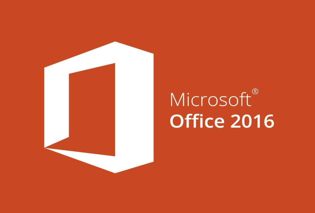 Office 2016 - Initiation